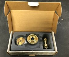 Baldwin Hardware Polished Brass Robe Hook