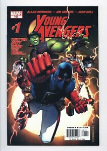 Young Avengers #1 Vol 1 Near Perfect High Grade 1st App of Kate Bishop