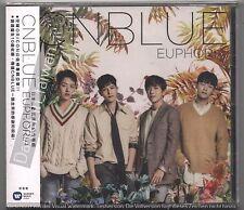 CNBLUE: Euphoria - Japanese Album (2016) CD SEALED