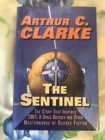 The Sentinel by Clarke, Arthur C. Illustrated 1983 USA First Edition Hardback DJ
