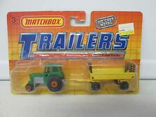 Matchbox Trailers Tractor & Trailer