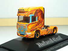 Herpa Scania R TL Zugmaschine Roland Graf in PC 110709