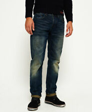 Superdry Mens Copperfill Loose Jeans