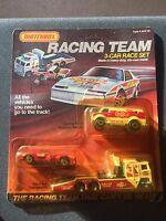 Matchbox Convoy Team Set Kenworth Dr Pepper Racing Team