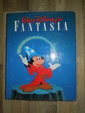 Walt Disney's Fantasia by John Culhane (1987, Hardcover)