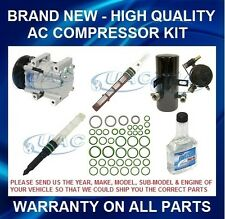 BRAND NEW AC FS10 COMPRESSOR KIT 101200C FIT 1995 Ford Bronco XL V8 5.0L