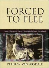Program in Migration and Refugee Studies: Forced to Flee : Human Rights and...