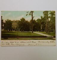St. Margaret's Hospital Montgomery Alabama Antique 1907 Postcard