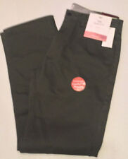 Dockers the Jean Cut Pants 5 Pocket 32x32 Straight Fit Stretch Fabric Green NWT