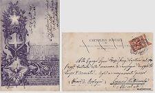 # SOCIETA' UFFICIALI - PENSIONATI DI TERRA E DI MARE  1905