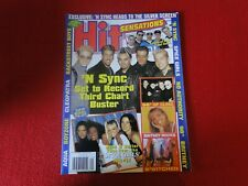 Vintage Teen Pop Rock Magazine 1999 Spice Girls, N' Sync with Posters G5