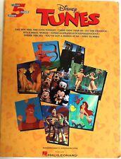 Disney Tunes Five Finger Piano Songbook - Hal Leonard
