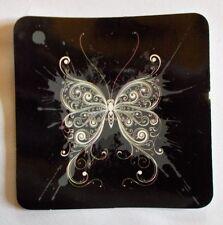 """Sticker Decal """" Butterfly """" Gloss-Optics Stickerbomb Skateboard Laptop"""