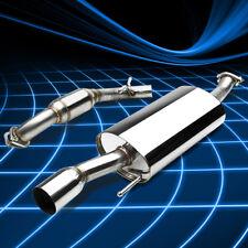 "3.5""MUFFLER TIP RACING CATBACK EXHAUST SYSTEM FOR 92-98 VW GOLF/GTI/GL Mk3 VR6"