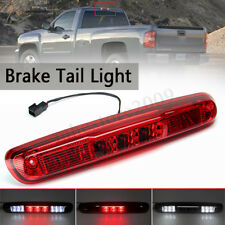 Red LED Third 3rd Brake Lamp Light For Silverado Sierra 1500 2500 2007-2013 NEW
