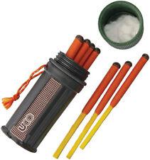 UCO Stormproof Match Kit Knife MT-TSM-CONT Includes 12 Titan stormproof matches
