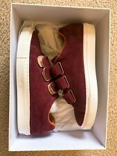 & other stories shoes thread gluing flannel sneaker (90% new)
