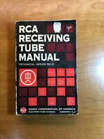 RCA Receiving Tube Manual RC-21 (1961 Edition)