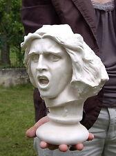 Buste la Marseillaise de Rude Arc  plâtre patiné 2090