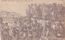 * GAETA - Militare - 3° Genio Brigata Specialisti - L'Assedio, I Generali 1861