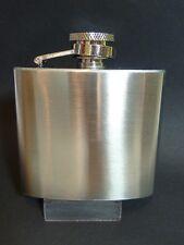 JC Mini flachman cromo satinado - 2 ONZAS / 60 ml - NUEVO - 725225