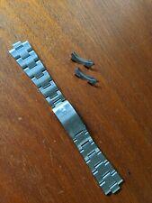 Rolex Oyster Stainless Steel Watch Bracelet (78350) - 19mm - P/1991, 557 EndLink