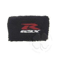 Small Black Brake & Clutch Reservoir Sock Cover Motorcycle Dirt Bike Oil GSXR