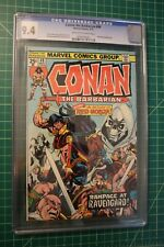 CONAN THE BARBARIAN #48 CGC 9.4 OFF-WHITE TO WHITE PAGES