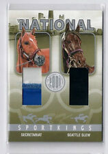 2008 SPORTKINGS NATIONAL CONVENTION SILVER #SKN24 SECRETARIAT/SEATTLE SLEW 4/9!