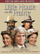 Little House on the Prairie - Special Edition Movie Box Set (DVD, 2006, 5-Disc S