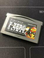 Game Boy Advance F-ZERO CLIMAX Software only Nintendo Japan ver import