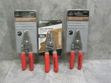 Lot Of 3 New Southwire S1626str Compact Solid And Stranded Wire Stripping Tools