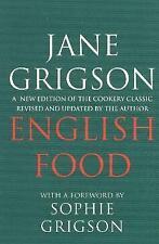 English Food (Hardcover), Grigson, Jane, 9780091770433