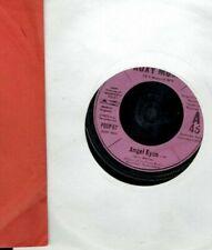 ROXY MUSIC ANGEL EYES 45 1979