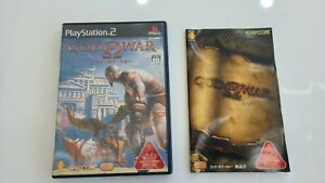 PS2 God of War SONY PLAYSTATION 2 JAPAN used