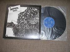 ASSESOR - Invaze     LP Promo    1990    ASKE-GLOBUS     1.press