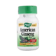 Ginseng Herbs & Botanical Supplements