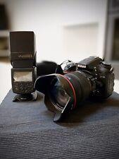 Nikon D7100 (9477 Déc.) + Sigma 17-50 1:2.8 EX HSM DC OS+ FLASH YONGNUO YN568EX