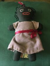 Folk Art African American Doll By Creations By Viola
