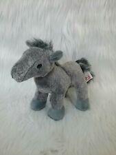 Ganz Webkinz Grey Arabian Horse HM098 No Tag