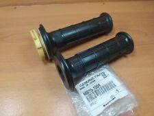 Kawasaki KE125 KS125 KD125 KE100 Handgrip Rubber Grip Nos Genuine