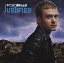 Justin Timberlake - Justified (NEW CD)