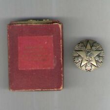 YUGOSLAVIA, Republic. Order of National Merit III class, numbered, with case