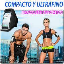 BRAZALETE compatible IPHONE 5 / funda deportiva neopreno deporte AJUSTABLE BRAZO
