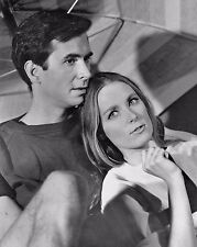 """ANTHONY PERKINS CHARMIAN CARR """"EVENING PRIMROSE"""" - 8X10 PUBLICITY PHOTO (AA-929)"""