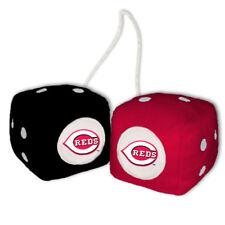Cincinnati Reds MLB Baseball FUZZY DICE