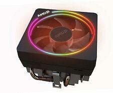 AMD Wraith Prism LED RGB CPU-Kühler Ryzen AM4 4-Pin Kupfersockel Alu-Kühlkörper