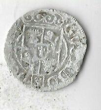 1633 Silver Thaler Rare Old Renaissance Medieval Era Collection War Coin LOT:245