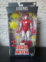 MARVEL LEGENDS  SILVER CENTURION IRON MAN Walgreens Exclusive NEW Ready To Ship