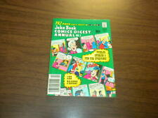 JOKE BOOK COMICS DIGEST ANNUAL #1 Full Color ARCHIE BETTY AND VERONICA 1977